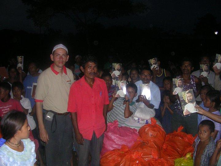 Sendas FM llevó ayuda a la comunidad de Walakitán en Río Coco fronterizo con Honduras