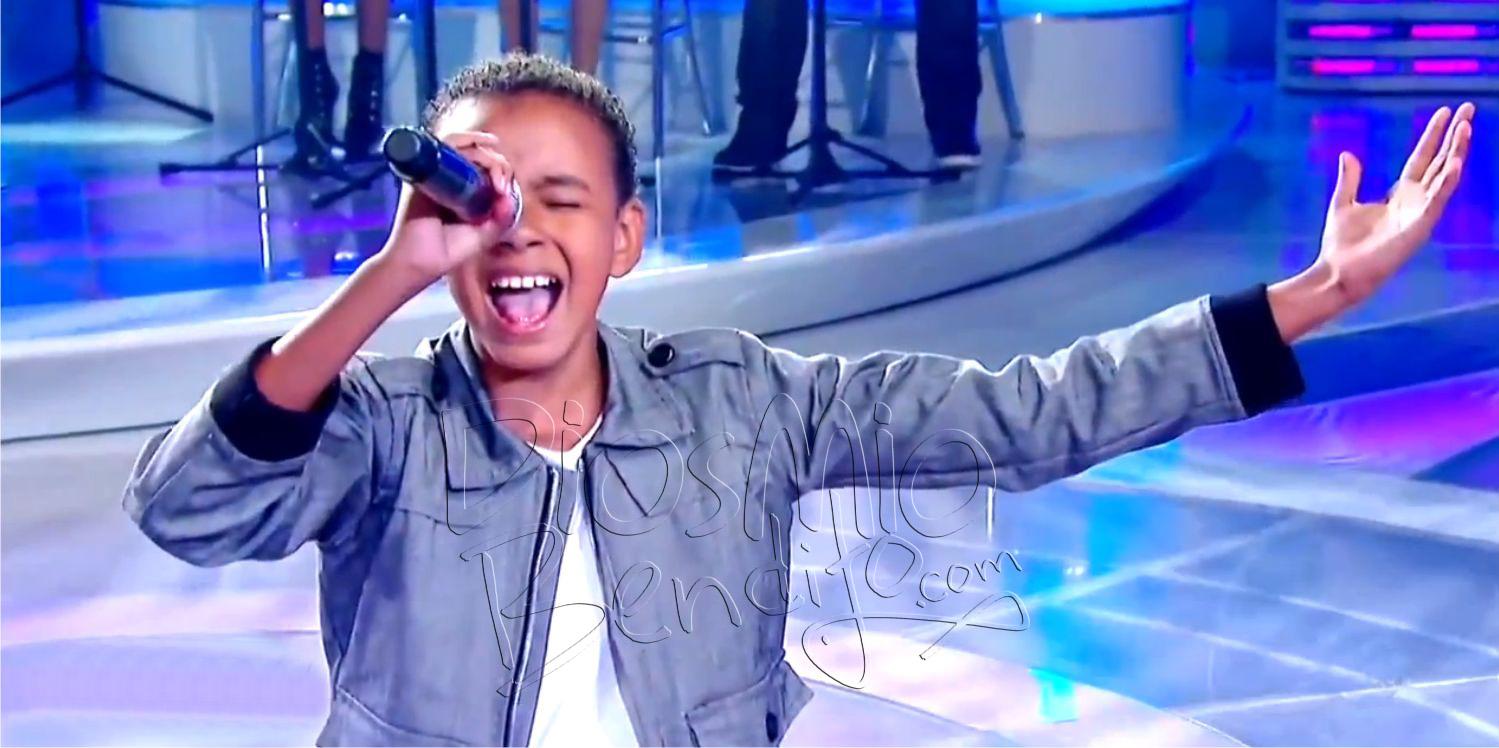 Jotta A – Gana concurso en Brasil cantando alabanzas