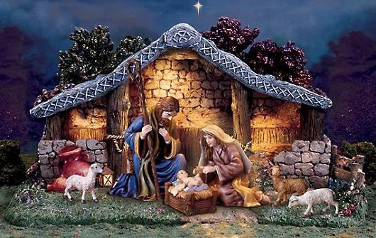 La Navidad es Jesús.